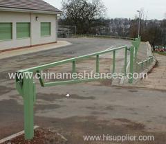 Steelway Vehicle Swing Arm Barrier