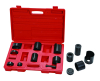 Professional 14 pcs Heavy Duty Master Ball Joint Adapter Set