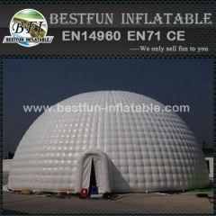 Trade Assurance inflatable cube tent