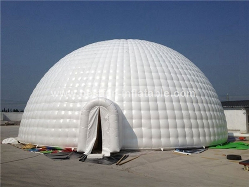 Air commercial inflatable tents for business promotion and exhibition
