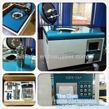 Semi Automatic Solid or Liquid Fuel Gross Calorific Value Tester Testing instrument