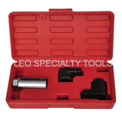 3pcs Oxygen Sensor Sockets Tool Set Automotive Wrench 7/8 22mm