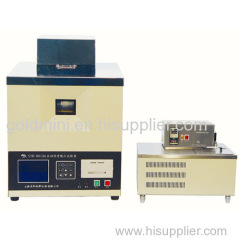 Automatic Breaking Point Low temperature circulatory bath 3 sample quantities Apparatus