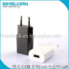 5v 1a 1.5a ac dc usb power adapter