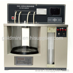 2016 GOLD Automatic 4 sample quantities high Accuracy Asphalt Dynamic Viscometer