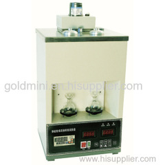 GOLD Desk type Double Lines Saybolt Viscometer