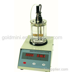 2016GOLD Automatic 2 sample pc port Asphalt softening point tester