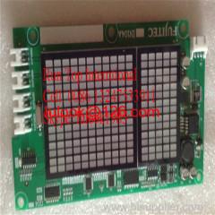Fujitec elevator parts PCB IN104