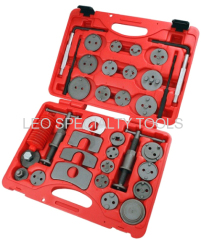 35pcs Brake Piston Caliper Wind-Back Tool Kit