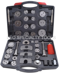 40pcs Brake Caliper Wind Back Tool Set