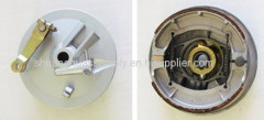 Drum brake supplier-different sizes available-nominated manufacturer of Foton/Zongshen