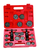 18pcs Brake Caliper Wind Back Tool Set