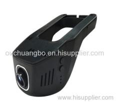 Ouchuangbo car Hidden Digital Video Recorder 1080 P wide angle car cam DVR WiFi APP