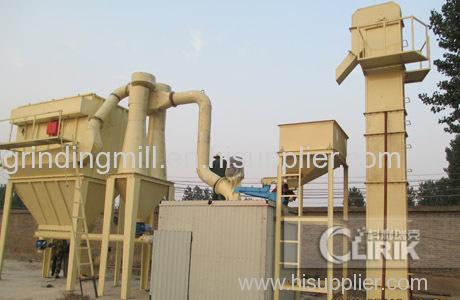 Barite Grinding Mill Machine