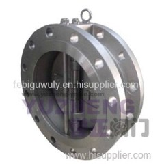 Wafer Check Valve With Flange End
