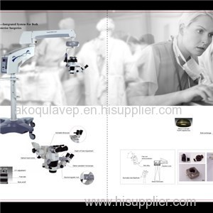 Ophthalmic Surgical Microscope OMS-3000L