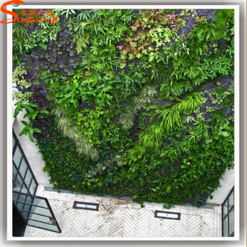 Artificial Plants Outdoor Decorative Wall Hangings Creative Wall