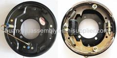 hydrualic drum brake -27years fty-nominated manufacturer of Foton/Zongshen