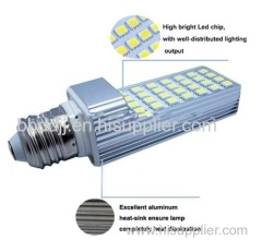 LED G24 Horizontal Plug Lamp 5050 series