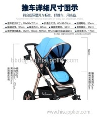 4moms Origami Power Folding Stroller