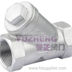 Y-type Thread Strainer Product Product Product