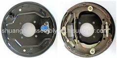 Rear drum brake-nominated manufacturer of Foton/Zongshen-ISO 9001:2008