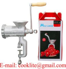 Moulin a viande en fonte / Hachoir a viande manuel / Moulin a viande manuel en fonte