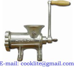 Maquina para moer / Moedor de carne / Picador de carne manual boca