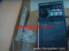 Elevator parts inverter FR-D720S-0.4K-CHT for elevator