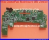Wiiu GamePad Mainboard Battery bluetooth board Power switch board repair parts