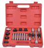 18pcs Alternator Freewheel Pulley Removal Engine Set Auto Repair Tools