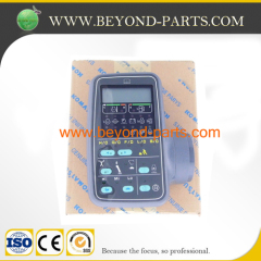 Komatsu excavator parts 6D102 PC120-6 PC200-6 PC210-6 monitor panel board 7834-76-3001 7834-77-3002