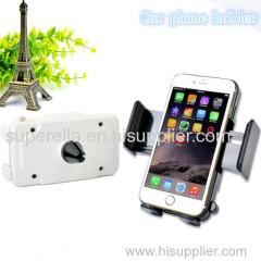 Mobile Car Phone Holder for iPhone Samsung car-styling Car Dashboard Adjustable Bracket Soporte Movil Car Holder
