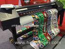 Photo Paper / Canvas Printing Wide Format Solvent Printer CMYK Four Color