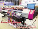 3.2m Width Epson DX5 Eco Solvent Printer Full Aluminum Platform