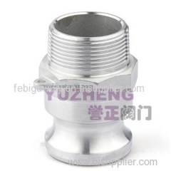 F Type Camlock Coupling