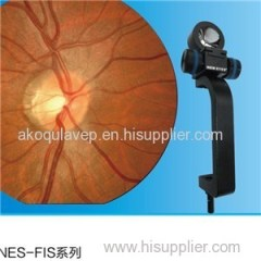 Retinal Imaging System For Slit Lamp