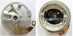 Front drum brake-nominated supplier of Foton/Zongshen-ISO9001:2008