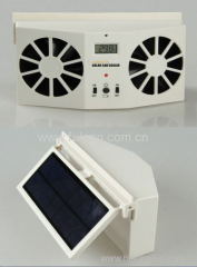 Wholesale Solar Power Auto Car Exhaust Fan