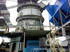 Barite Vertical Roller Mill