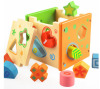 Wooden Shape Sorting Game