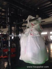 double fabric for packing iron ball