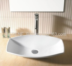Sanitary ware Ceramic Counter Top Art Basin