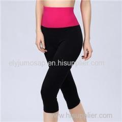 Plus Size Women Stretch Cotton Workout Yoga Leggings