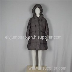 Lightweight Filled Down Coats