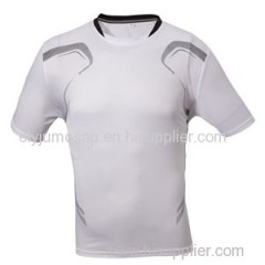 Mens White Plain Tee Shirts In Bulk