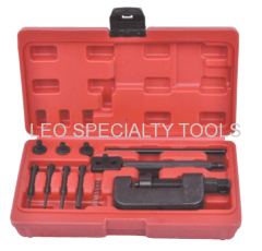 Chain Link Extractor & Riveter Tool Set #35 to #630