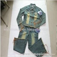 Plus Size Hooded Denim Jeans Jackets For Women