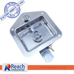 paddle handle latch lock