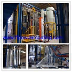 Vertical Aluminium Production Process plant